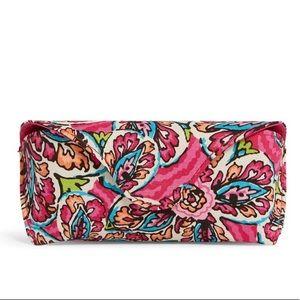 Vera Bradley Sunglass Case Sunburst Floral Pink